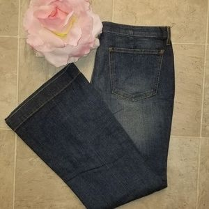 MOSSIMO STRETCH FLARE JEANS
